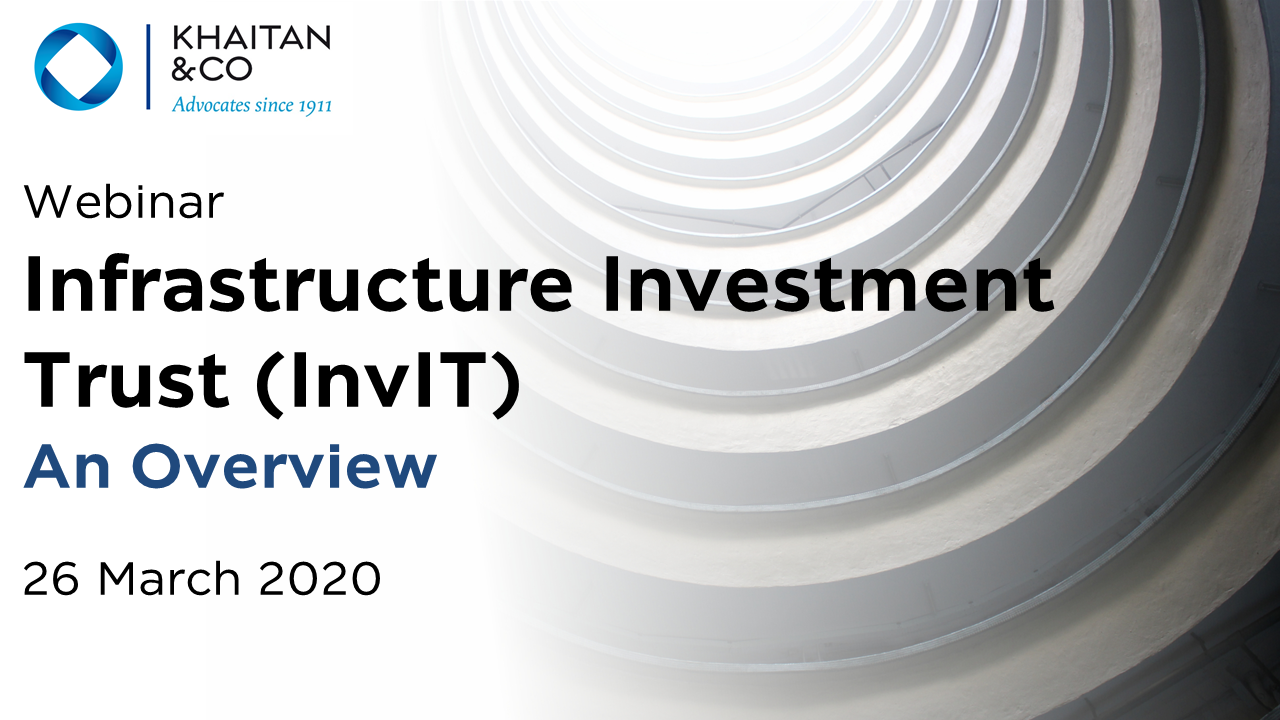 Infrastructure Investment Trusts (InvITs): An Overview